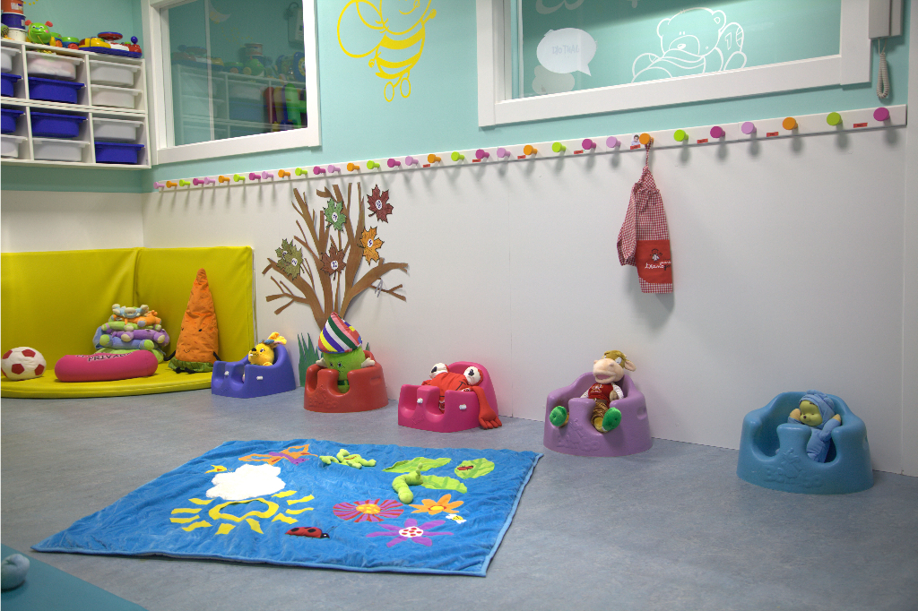 Txanogorritxu nursery education project