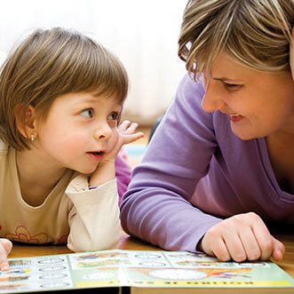 each child has a personal tutor